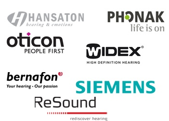 Phonak, Oticon, Widex, Siemens, bernafon, resound, hansaton - Zürich